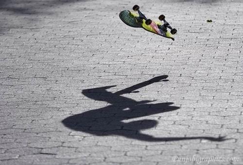 skateboarding-fall