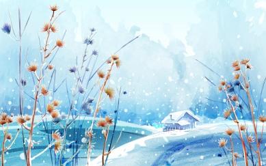 Beautiful-Winter-Day-HD-wallpaper