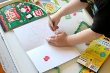 Preschool-Christmas-Card-Making-Station-2